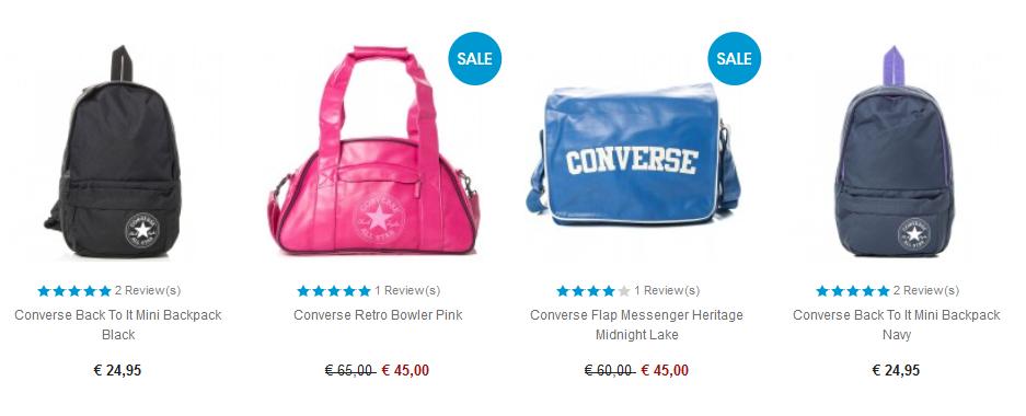 Converse tassen Sale
